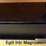 Kassi til að veiða mýs, lítill og nettur með sérstökum lykli til að opna